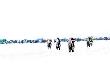 La sexta etapa se correrá al borde del Salar de Uyuni