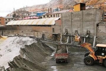 Empresa Huanuni pierde hasta 1 millón de dólares al mes por el robo de minerales