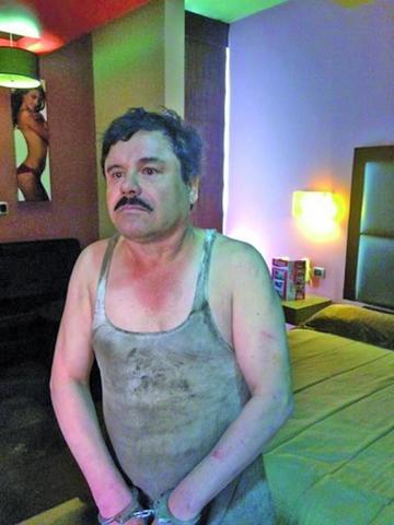 """Gobierno de México anuncia la recaptura de """"El Chapo"""" Guzmán"""