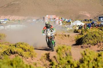 La excursión boliviana de la competencia deja 32 abandonos