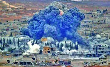 Bombardeos rusos en Siria dejan 81 personas muertas