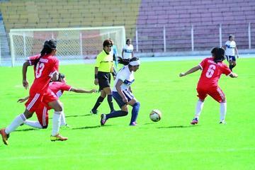 Sangueza logra el gol del empate para Potosí