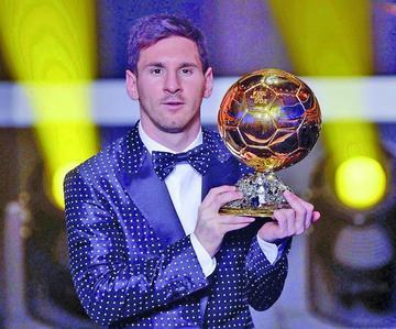 Hoy se conocerá al ganador del balón de oro
