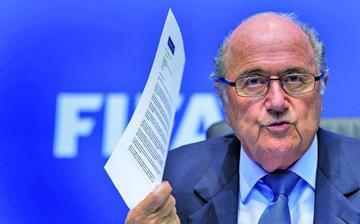 Blatter apelará la suspensión de la FIFA