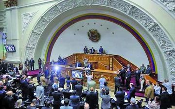 El Tribunal Supremo de Venezuela declara en desacato a la Asamblea