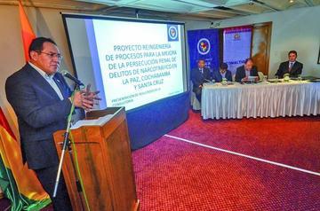 Proyecto pretende mejorar la persecución penal en delitos de narcotráfico