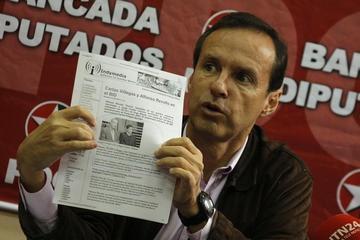 Según Jorge Quiroga, el Vicepresidente busca la candidatura presidencial en 2019