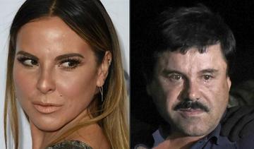 """Revelan que """"El Chapo"""" estaba obsesionado con Kate del Castillo"""