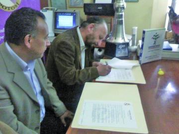Real Potosí y la UPDS buscan nuevos socios para el equipo de la Villa Imperial