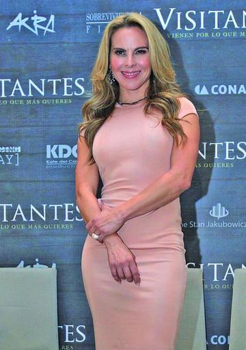 """Revelan obsesión de """"El Chapo"""" por la actriz Kate del Castillo"""