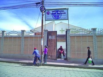 Hospital San Roque sube la cantidad sus de atenciones