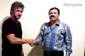 """El actor Sean Penn afirma que su entrevista con el """"Chapo"""" fue un """"fracaso"""""""