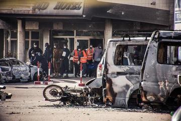 Ataque yihadista en Burkina Faso concluye con 26 personas fallecidas
