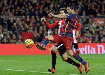 Barcelona hace bailar al Athletic