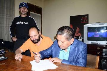 Real Potosí y UnoSport firman convenio interinstitucional
