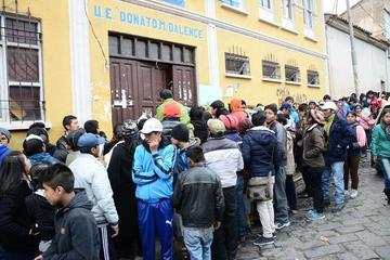 Descartan ampliación de plazas para más estudiantes en Potosí