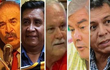 Los candidatos no logran  un consenso para la FBF
