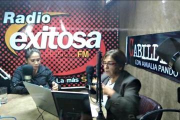La ATT dice que la radio que alberga a Amalia Pando es ilegal