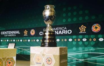 El sorteo de Copa Centenario será en febrero