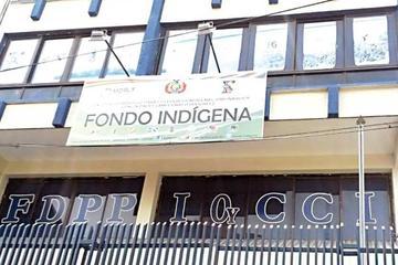 Encarcelan a tres comunarios implicados en manejo de dinero del Fondo Indígena