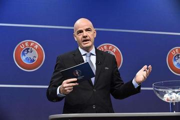 Alemania y Suiza respaldan a Infantino para la FIFA