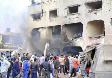 Ataque terrorista en Sinaí de Egipto deja 5 muertos