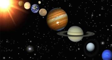 Comienza la alineación de cinco planetas