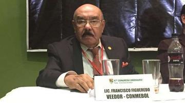 Figueredo asegura el apoyo de la Conmebol