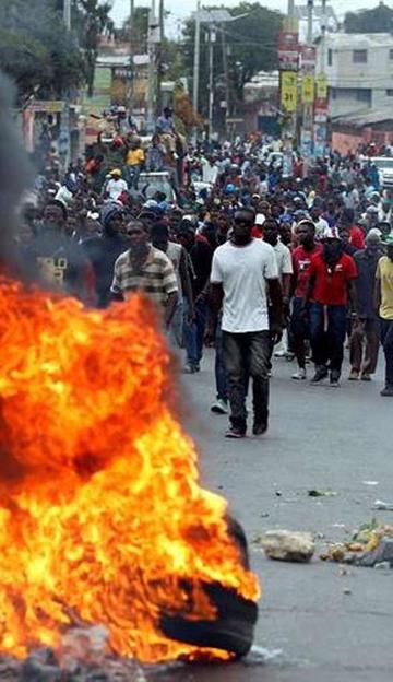 Cancelan la segunda vuelta para elecciones presidenciales en Haití