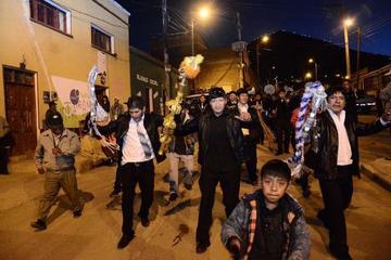 Los mineros abren hoy el carnaval