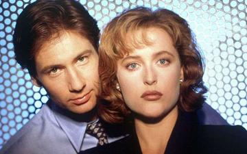 "Vuelven episodios de ""The X-Files"""