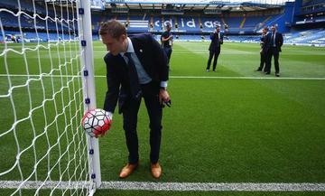 La UEFA aprueba tecnología de gol para la Euro 2016