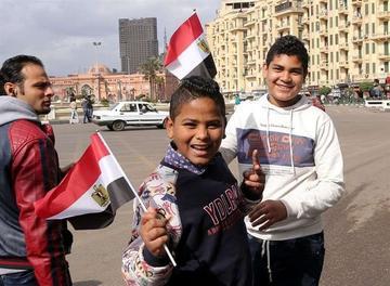 Egipto conmemora aniversario de rebelión que buscó libertad