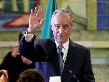 Rebelo de Sousa resulta elegido nuevo presidente de Portugal