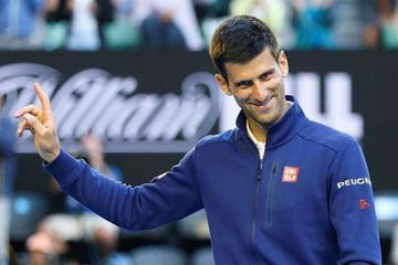 Djokovic avanza a cuartos en Australia