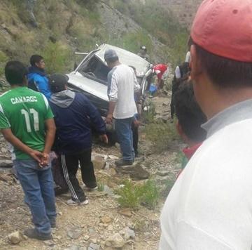 Encuentran los cuerpos de pareja que estaba desaparecida en Camargo
