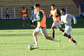 Márquez contará con López para enfrentar a Sport Boys