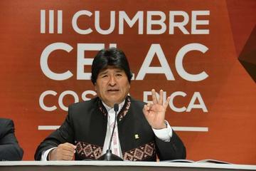 Celac: Morales tendrá en Quito varias reuniones bilaterales