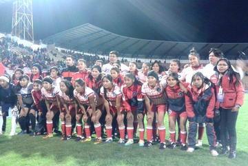Histórico título para Potosí en la Copa Estado Plurinacional de Fútbol sub 18