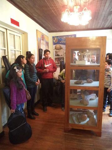 Visitaron museo alumnos de los cursos vacacionales