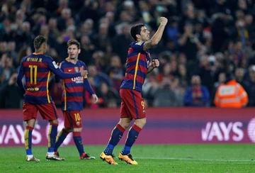 Barcelona se mete en semifinales
