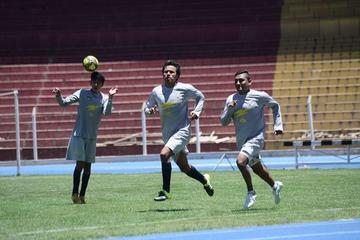 Nacional quiere vencer al campeón en su casa