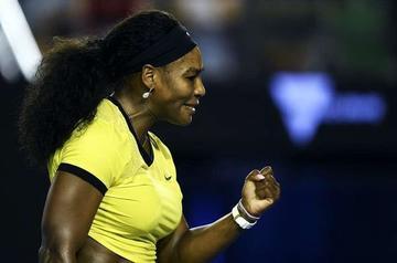 Serena llega a la final en Australia