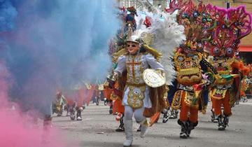 Bélgica vivirá la fiesta del Carnaval  de Oruro durante el fin de semana
