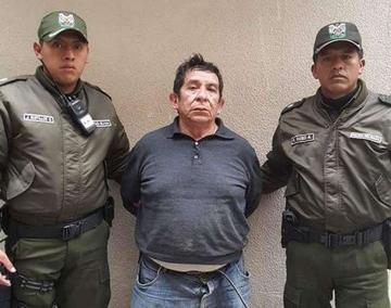 La Policía captura al asesino de Marcelo Quiroga Santa Cruz