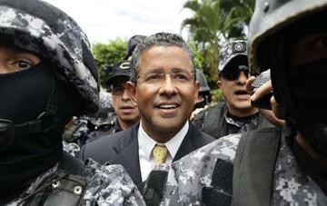 Fallece expresidente de El Salvador Francisco Flores, procesado por corrupción