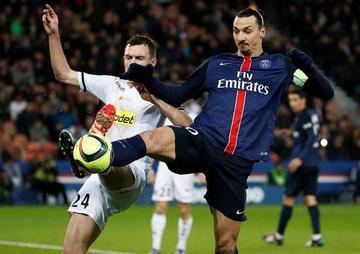 El París Saint-Germain iguala récord de imbatibilidad en Francia