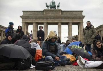 La Policía alemana indaga las agresiones a refugiados