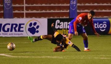 El Tigre vence a la U y sube al segundo lugar de la tabla