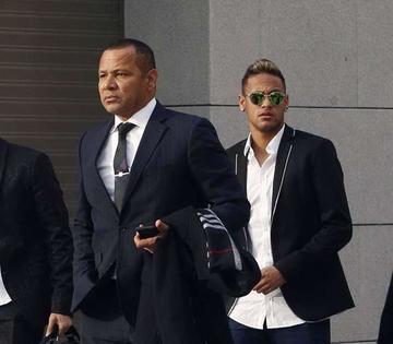 Neymar reitera su inocencia